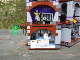 Halloween 2015: Jekyll/Hyde and The Snow Monster by Tough-and-Heartless