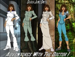 Sarah Jane Smith Collection by markdominic