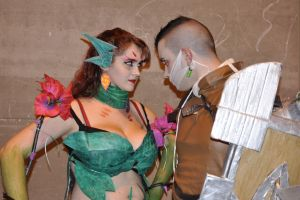 Zyra y Singed Hextech League of Legends by Kakelicious