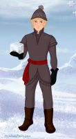 Kristoff - Snow King by IndyGirl89