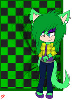 Ayah the cat by Love-Finds-Adventure