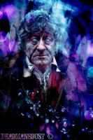 The Third Doctor by Sirenphotos