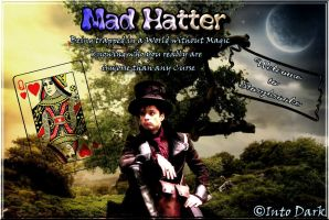 Mad Hatter - World without Magic by Into-Dark