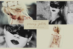 PSD #1 - Sunny Petals by mrsmotion