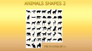PS Shapes Animals by Juanxray