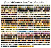 FD Gradient Pack No.1 by FractalDesire