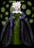 Sherie Rene Scott as Ursula by Cor104