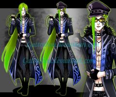MALE  ADOPT 56[ Auction ] [ CLOSED ] by gattoshou