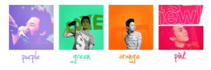 GDragon Icons. by emliciousxx