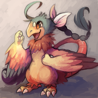 archeru by extyrannomon