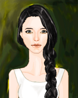 Katniss by Pip13