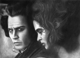 Sweeney Todd by Eileen9