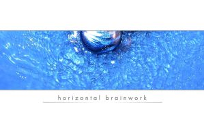 Horizontal Brainwork by denieru