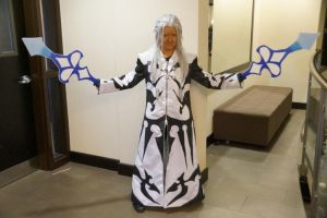 Xemnas is Coming to a Con Near You by Midnight-Dance-Angel