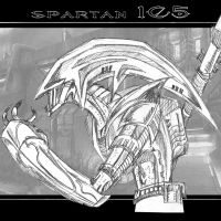 Spartan 105 by drskytower