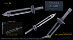 Falacy Blade by primnull