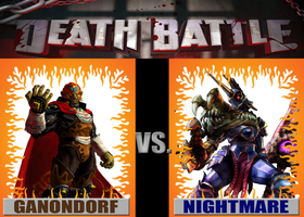 Death Battle Fight Idea 14 by Death-Driver-5000