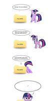 Twilight saw your naughty folder by Shadestars