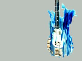 Flamin bass 2... by funk-meister
