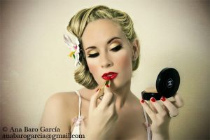 PinUp Beauty MakeUp by Andrei-Mischievous