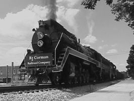 Chinese Steam in Kentucky by boilerwash