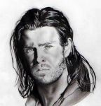 Huntsman Chris Hemsworth by StrawberryCake01