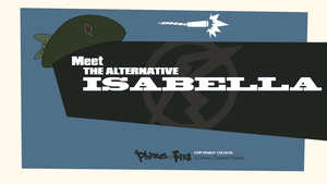 Meet the Alternative Isabella by LoudNoises