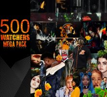 500 Watchers Megapack by Lilith-Trash