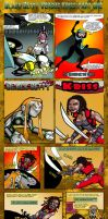VC:  Black Betty vs Kriss 'First Blood' by bogmonster