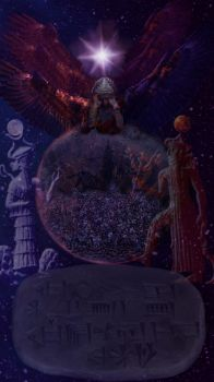 Enlil and the World by Nunenkur