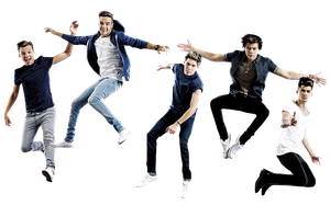 + One direction PNG. by ILOVECATSBEAUTIFUL