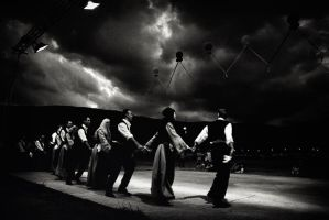 folklore  dance by GDALLIS