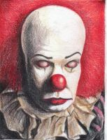 Pennywise by MuddyAshes