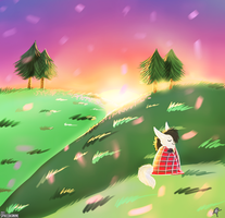 Happy Place by SpikedKanine