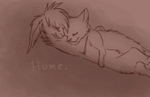 You put your arms around me, and I'm home by SpitfiresOnIce