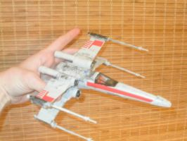 X-Wing Model (SnapTite) by GeneralThomas03