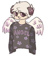 angel boy by rycechu