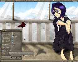 Bleach 5 Desktop Screenshot by zerwell