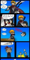 Bleach: Lets save Rukia by TrebleChibi