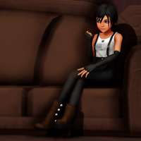 Xion (some sorta outfit) DOWNLOAD by Kohaku-Ume