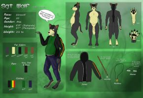 Sgt. Wolf Character Sheet 2014 by pikminpedia