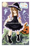 Happy Halloween by Lemia