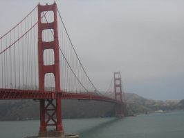 Traditional Golden Gate Bridge by Know-The-Ropes