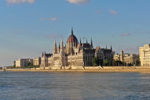 The Hungarian Parliament by edwarddd89