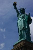 Miss Liberty by VictoriaLPF