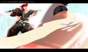 Renji vs Quincy by TheChabot
