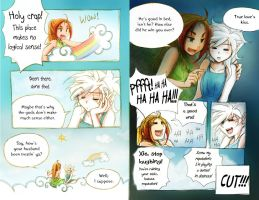 Eros and Psyche Bloopers 3 by Achiru-et-al