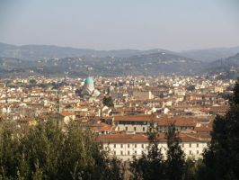last view of florence I by treehugginhippie
