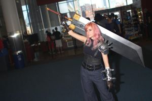 PAX East 2014 - Lightning Cloud by VideoGameStupid