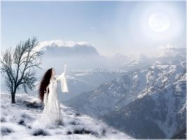 Eternal Winter.. by arcangelic